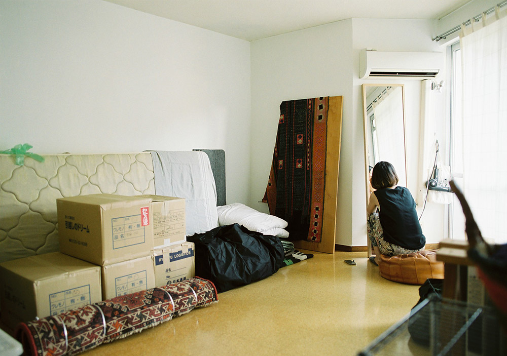 moving days in READAN DEAT(広島)